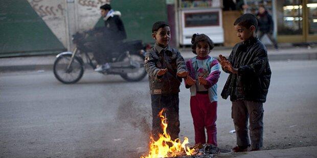 Ban: Lage in Syrien