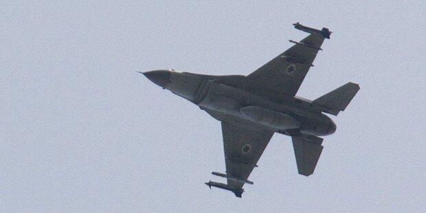 Israelischer Luftangriff tötet 15-Jährigen
