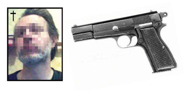 Polizist tötet Nebenbuhler
