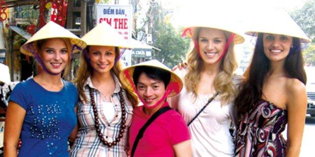 Missen-Grüße aus Vietnam