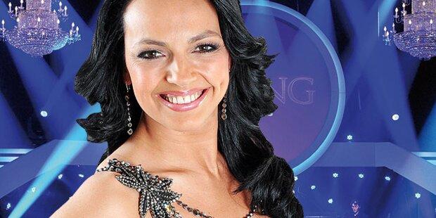 Dancing Stars: Petra Frey voran