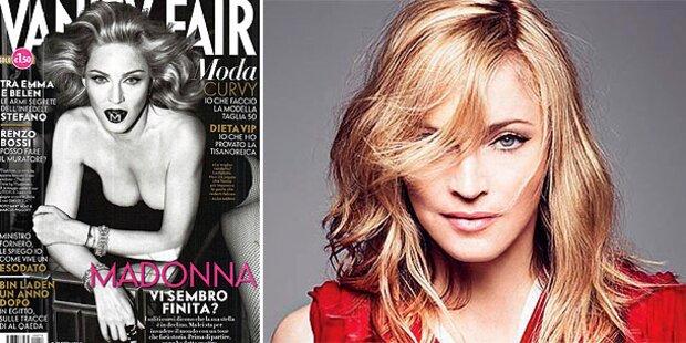 Madonna neu: Heißer Kampf um Fans