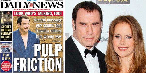 John Travolta in der Schwulen-Sex-Falle