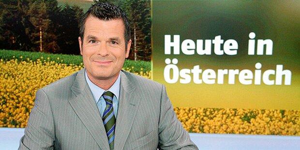 ORF: Vorbereitung für TV-Magazin zu Mittag
