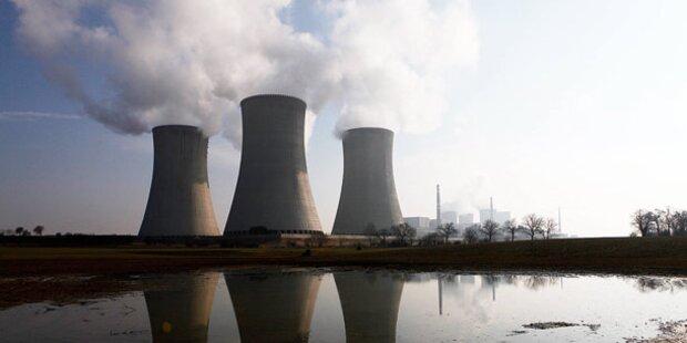 Neue Atomkraftwerke an Österreichs Grenze