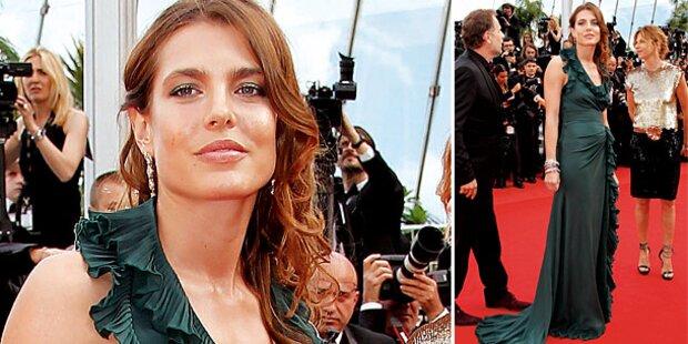 Casiraghi: Charlotte als Cannes-Königin