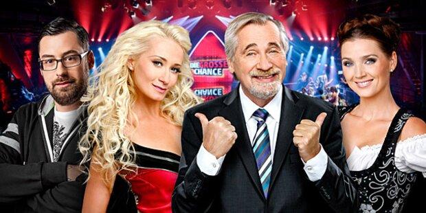 ORF: Peter Rapp feiert Show-Comeback