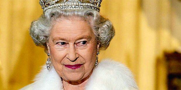 Queen feiert Mega-Party