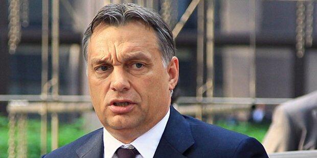 Orban verliert Zwei-Drittel Mehrheit