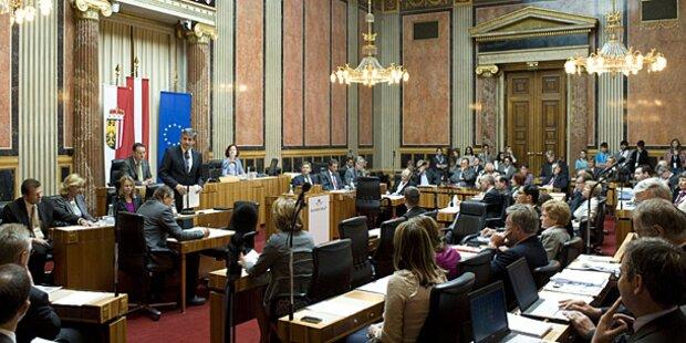 Salzburg-Wahl sorgt für Beben im Bundesrat