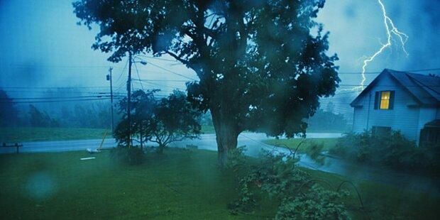 Wetter: Gewitter vermiesen ganze Woche