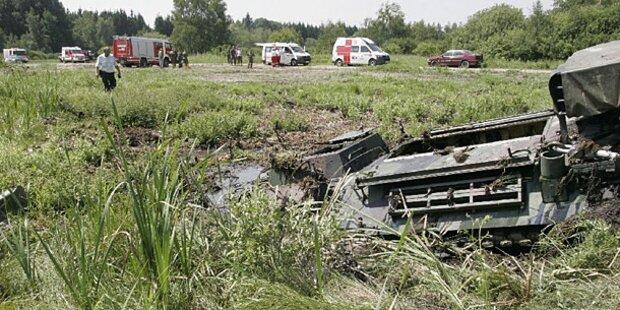 Nach Panzerunfall: Endbericht liegt vor