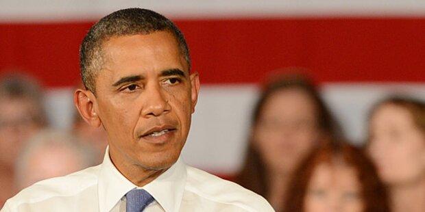 Obama unterstützt syrische Rebellen