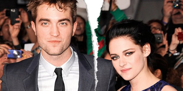 Robert Pattinson glaubt an neue Affäre