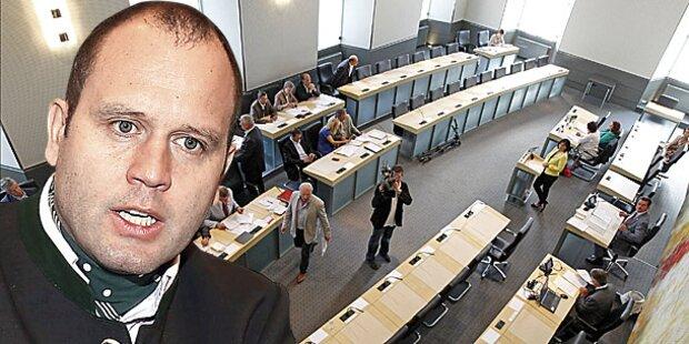 Kärnten: Blockade bis März 2013