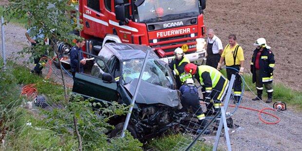 Frontal-Crash auf der S31: Zwei Tote