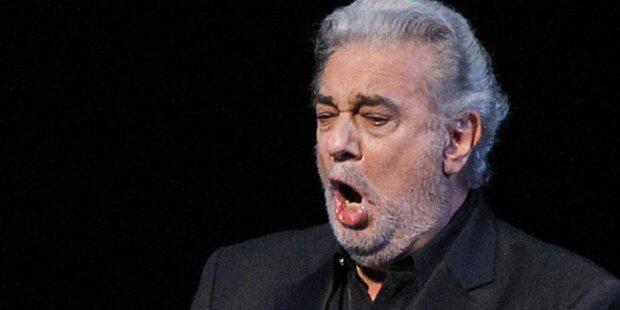 Ovationen für Plácido Domingo