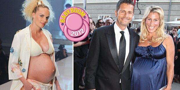 Kaiser & Graf: Baby-Alarm bei VIPs