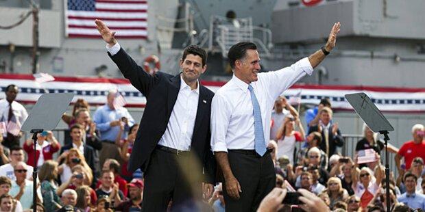 Romney setzt auf Rechtsaußen-Vize