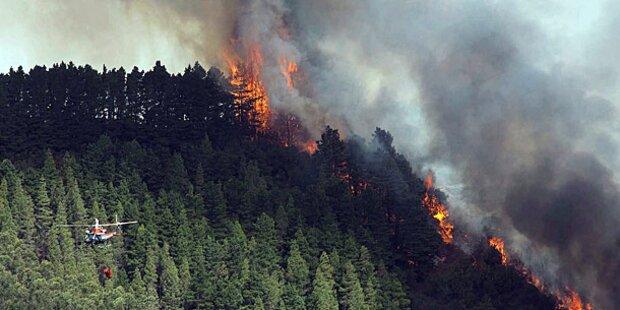 Urlaubsparadies: 4.700 Menschen evakuiert