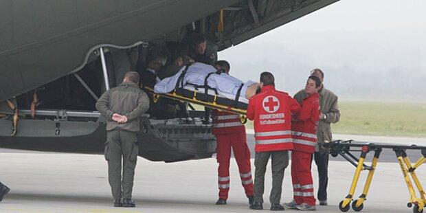 Bundesheer-Soldat im Kosovo schwer verletzt