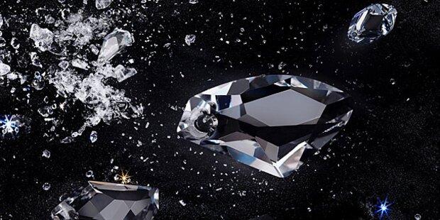 Neue Kohlenstoff-Variante: Härter als Diamant