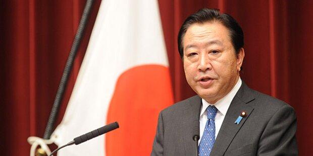 Japan arbeitet an Plänen für Atom-Ausstieg
