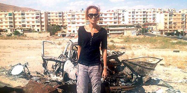 ÖSTERREICH-Reporterin von Regime verhört