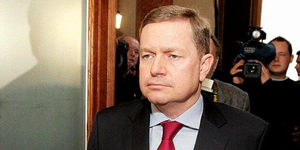 U-Ausschuss: Amon droht jetzt Moser