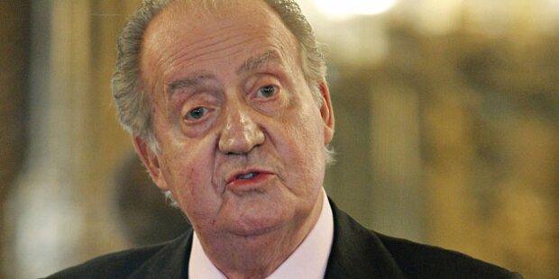 Juan Carlos: Hüftoperation geglückt