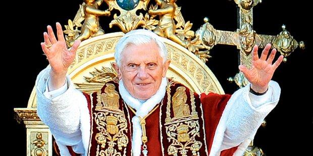 Ratzinger geht jetzt ins Kloster