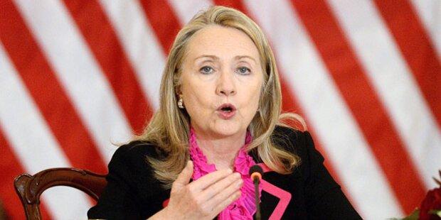 Hillary Clinton hat beste Chancen auf das White House in 2016-Rennen