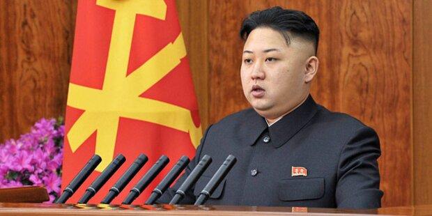 'Radikaler Umschwung' in Nordkorea