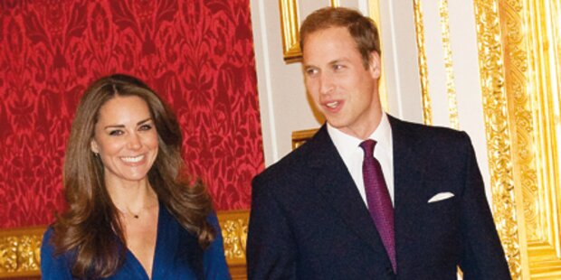 William & Kate: So wird die Traumhochzeit