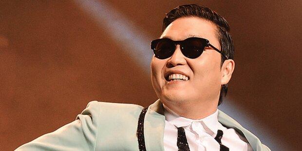 Psy veröffentlicht neuen Hit im Internet