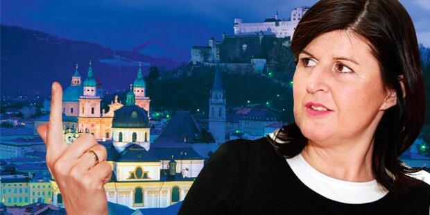 Am 5. Mai wählt Salzburg