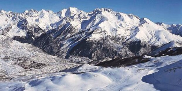 1.200 Skifahrer von Berg gerettet