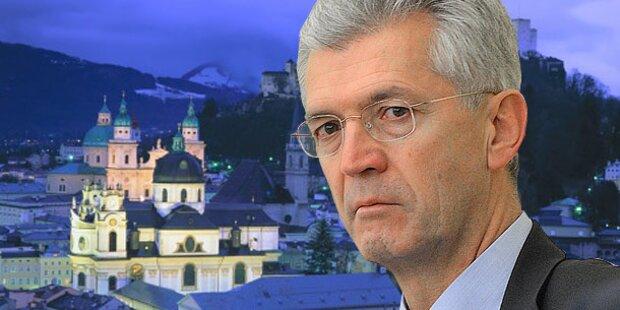 Salzburg: Mit 600 Millionen spekuliert
