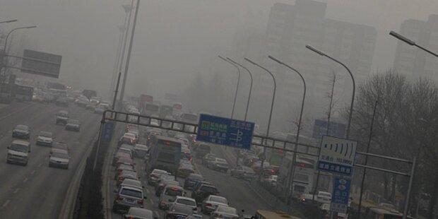 Peking sagt Smog den Kampf an