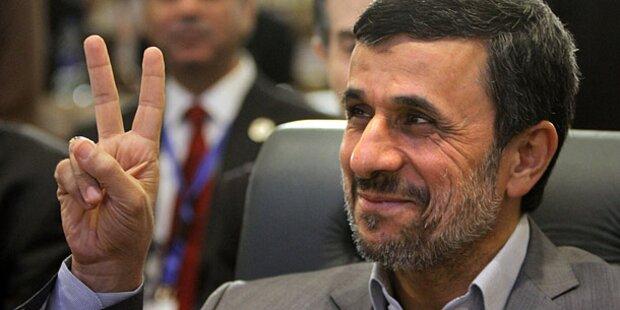 Ahmadinejad vorübergehend festgenommen