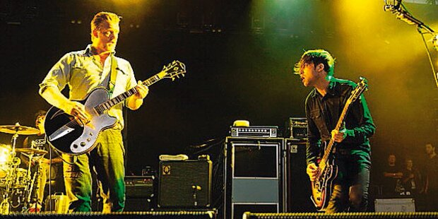 Queens Of The Stone Age in Wien