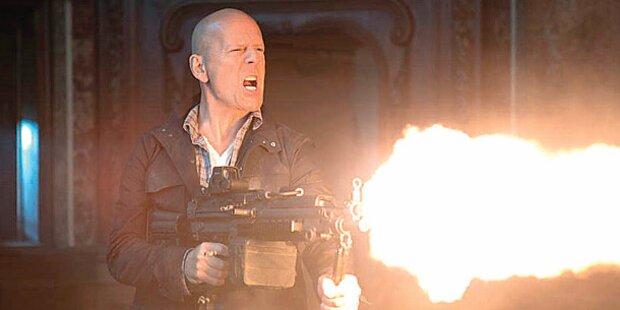 Kinocharts: Bruce Willis zielt auf Platz 1