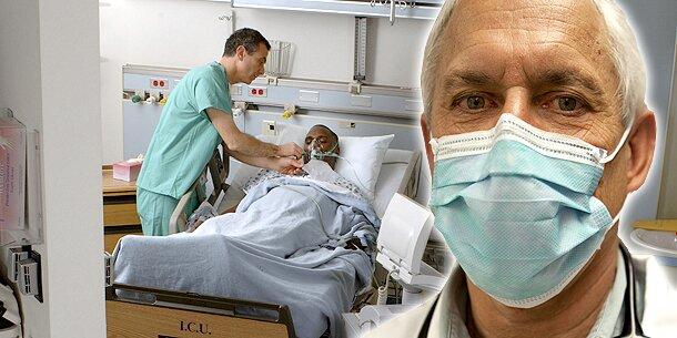Spitäler voll: Grippewelle überrollt Wien
