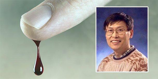 Forscher erfinden Blutgruppen-Schnelltest