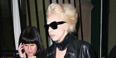 Kokain-Kollaps bei Lady Gaga!