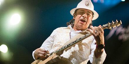 Santana Konzert im Römersteinbruch St. Margarethen