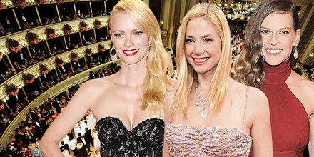 Die Gagen der Opernball-Stars