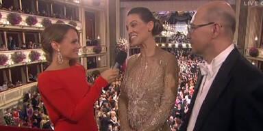 Die Highlights des Wiener Opernballs 2013