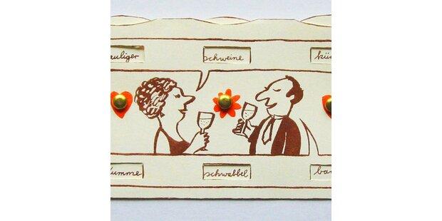 Liebeserklärungen schon ab 4 Euro