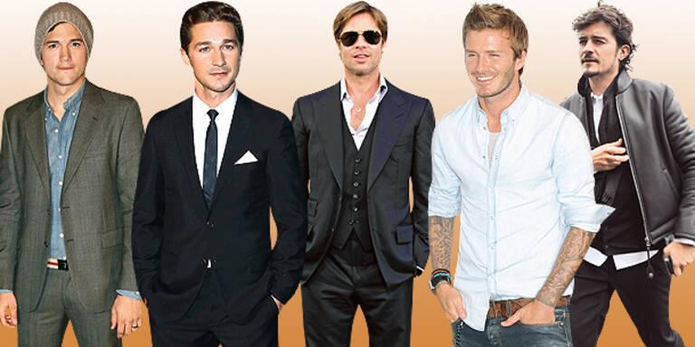 Best Dressed: Hollywood Beaus